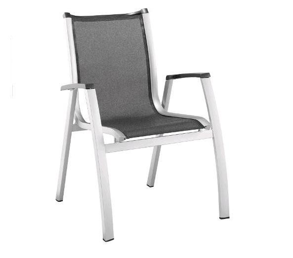 Садовая и дачная Алюминиевая мебель Kettler Кеттлер Кресло с низкой спинкой Forma Kettler КЕТТЛЕР 01271-000 СпортДоставка