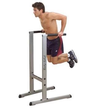 Body Solid свободные веса Профессиональный тренажер     Body Solid Боди Солид GDIP-59 Брусья атлетические СпортДоставка