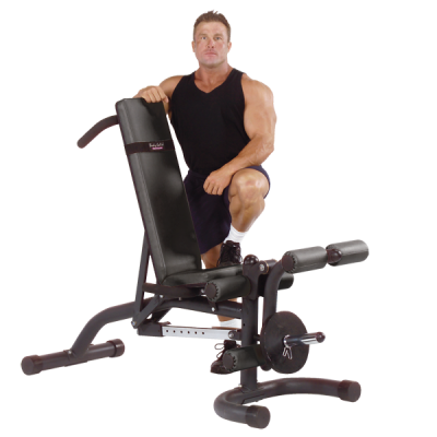 Body Solid свободные веса Профессиональный тренажер    Body Solid Боди Солид FID46 Скамья для спортивных тренировок. СпортДоставка