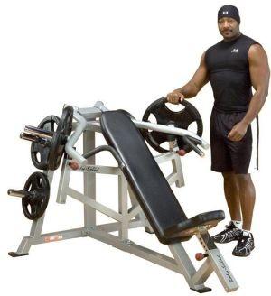 Body Solid свободные веса Профессиональный тренажер   Body Solid Боди Солид   LVIP Скамья для жима под углом. СпортДоставка