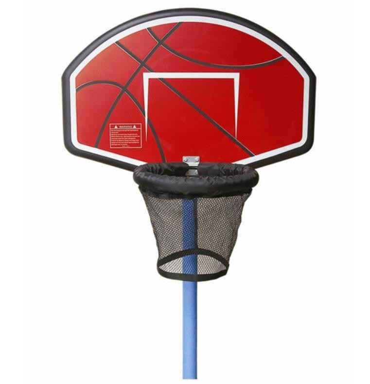 6715032f Баскетбольный щит для батута DFC ZY-BAT. скидки спортдоставка