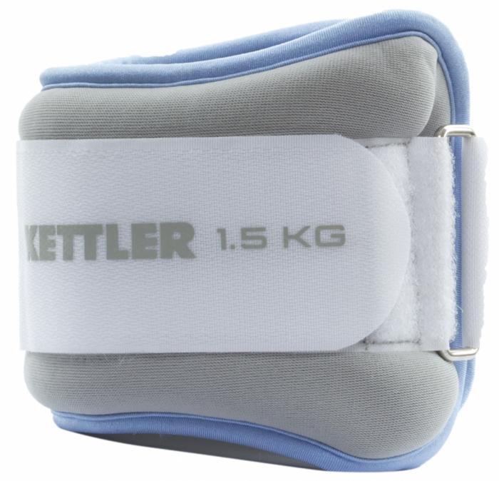 <b>Утяжелитель для ног Kettler Кеттлер</b> 2 х 1,5 кг 7361-460 ...
